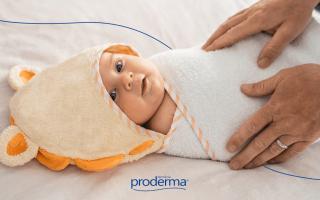 5 cuidados essenciais com a pele do bebê